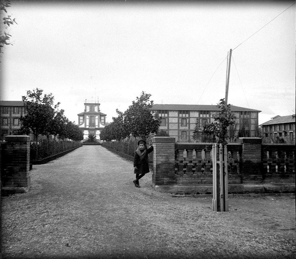 La Granja 1913 - La Granja Escuela Agrícola Experimental