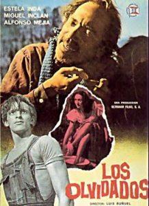 Cartel Los olvidados-1