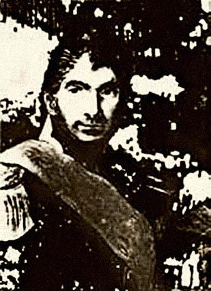 MIGUEL ALEJOS BURRIEL - 1840