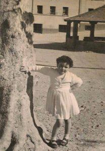 La Balseta Ca.1960 _ Familiar imagen capturada en las inmedi…