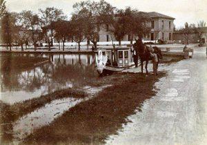 Canal Imperial ca. 1900 _ Canal Imperial de Aragón en la cur… _ Flickr_files