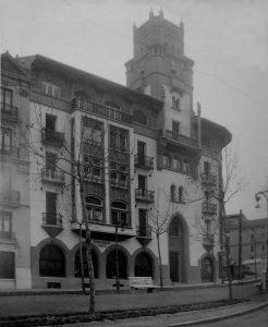 Paseo de Sagasta 1929