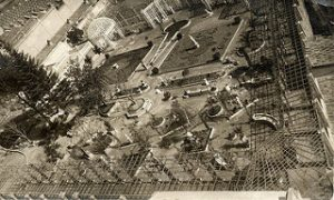 Jardín de Pina 1920