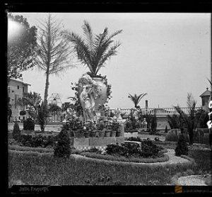 Jardín de Pina 1923