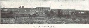 Fábrica de Pina 1927