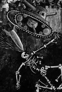 1-Grabado Juan Luis Buñuel - El Comienzo-web