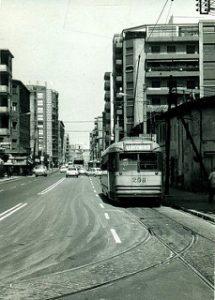 Av. de San José 1974 _ Imagen de la unidad 208 de la tranvia… _ Flickr_files