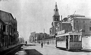 Avenida de San José 1948 _ Imagen del tranvía nº 90 (reactua… _ Flickr_files