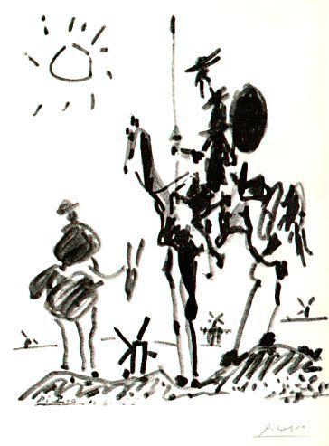 quijote-picaso