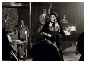 Ella Fitzgerald (New York-1949)