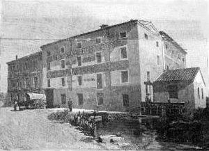 Camino de las Torres 1897