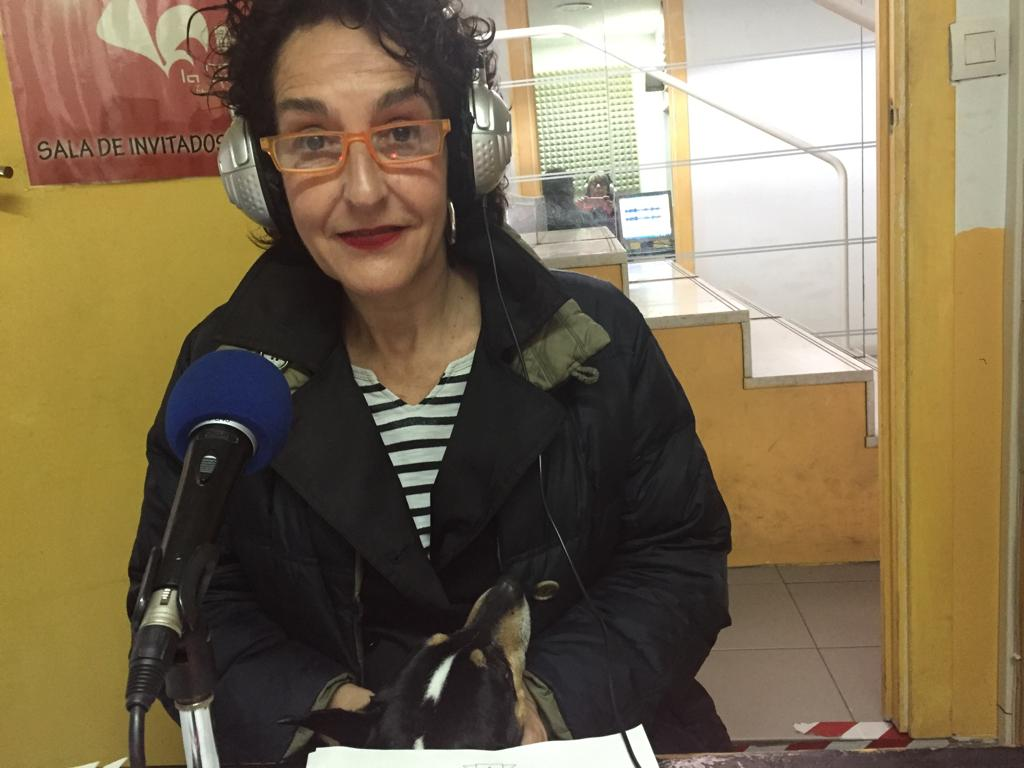 Elena Parra (marzo 2019)