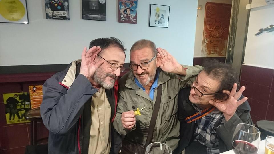 Jose Maria����¯�¿�½������, Manuel y Santi