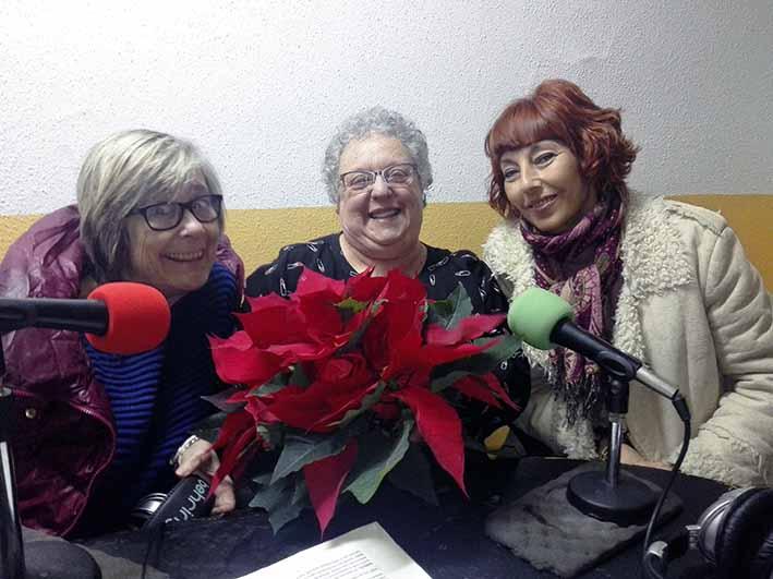 Lola, Chus, Jose. diciembre 2017-1
