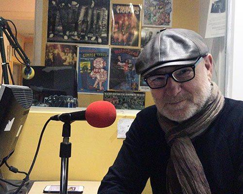Antonio Gimenez. Programa 11 enero 2018