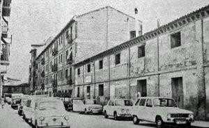 Calle Licorera 1976