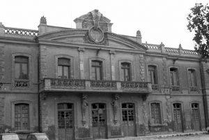 Plaza de Utrillas 1980