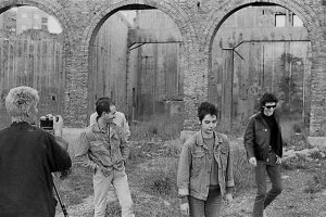 Estación de Utrillas 1985