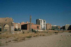 Estación de Utrillas 1995