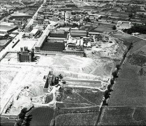Calle Miguel Servet 1954