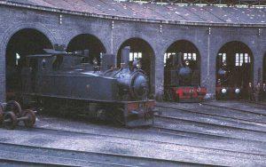 Estación de Utrillas 1965