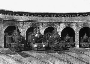 Estación de Utrillas 1966