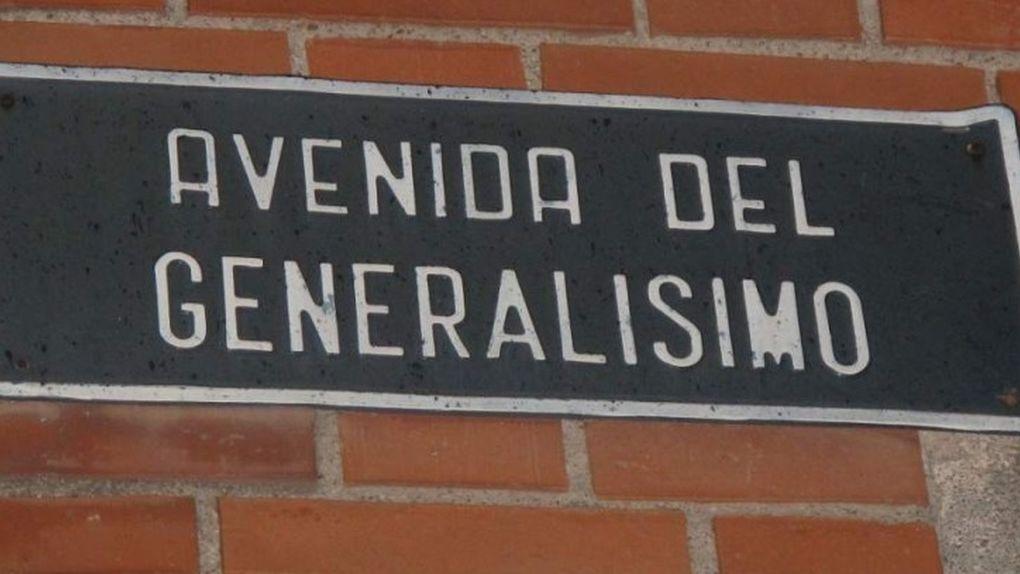 Zaragoza te habla. El callejero franquista en el Barrio de San José.