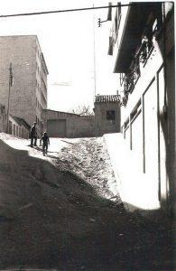 Callejón de Nador 1977