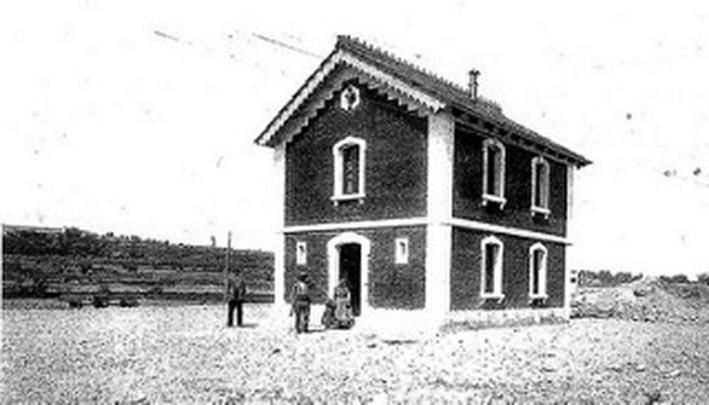 Zaragoza te habla. La Estación de Miraflores.