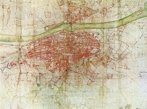 Plano de Zaragoza 1712 (b)