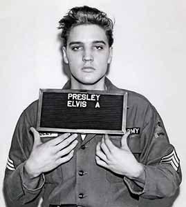 5-Elvis Presley