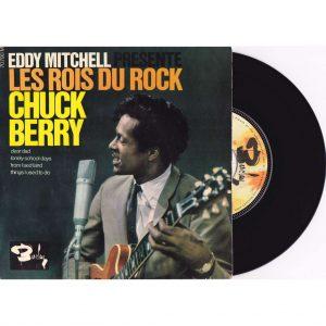 4-Chuck Berry