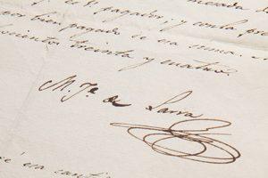 firma Larra
