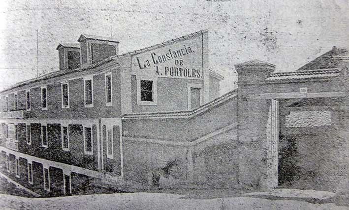 La Constancia 1908