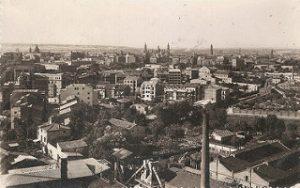 Camino de las Torres c.1945