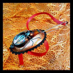 Escarabajo Hércules. Hércules Poirot para más señas