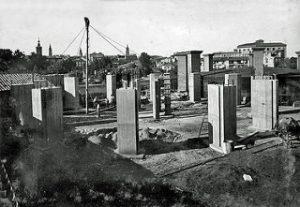 Gasómetro ca. 1905