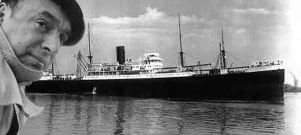 Pablo Neruda. El Barco – (Todos somos pasajeros del Winnipeg)