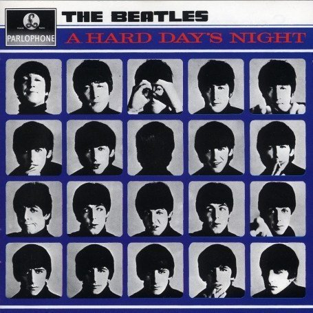 The Beatles-A hard day's night