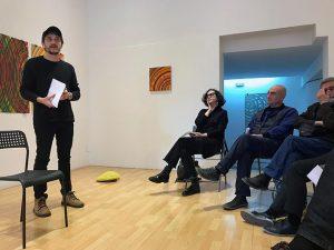 Mikel R. Nieto - La Casa Amarilla, marzo 2018