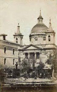 Iglesia de San Fernando 1861