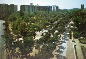 Parque Pignatelli 1969