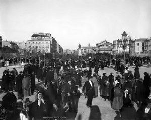 Plaza de Pignatelli 1889
