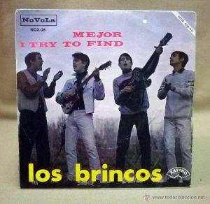 01 - Los Brincos