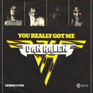 7 - Van Halen - You-really-got-me