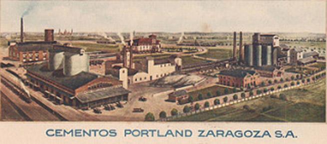 Zaragoza te habla. Cementera de Miraflores