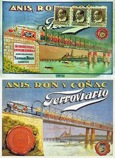 La Licorera - 1936 - Anís ferroviario