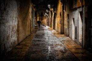 La calle - Octavio Paz