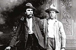 Paul Verlaine y Rimbaud