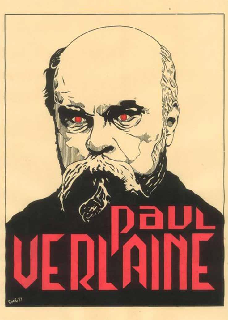 Malditos poetas. Paul Verlaine